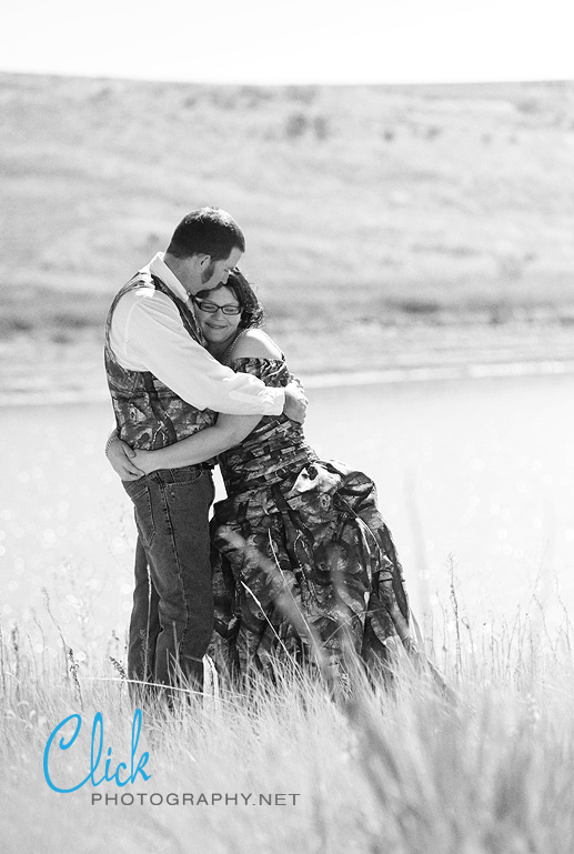 Colorado Springs wedding photographer Tamera L. Goldsmith (www.clickphotography.net).