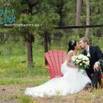 backyard wedding in Colorado Springs