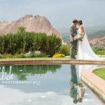 Garden of the Gods Club wedding photography