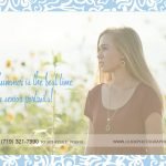 Colorado Springs senior portrait photography