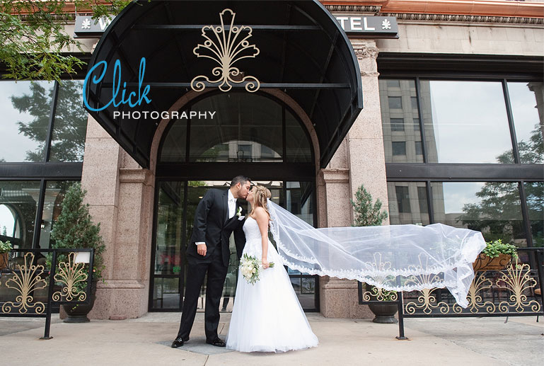 Colorado Springs wedding photographers