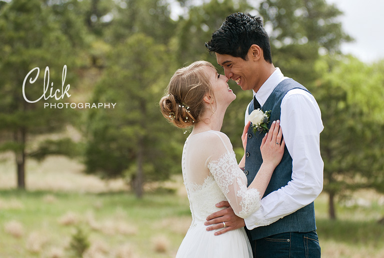 Flying Horse Ranch wedding