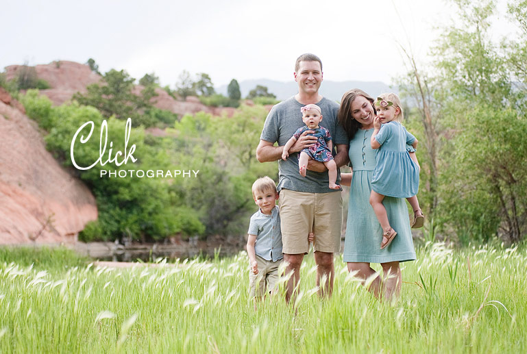 Red Rock Canyon family photos
