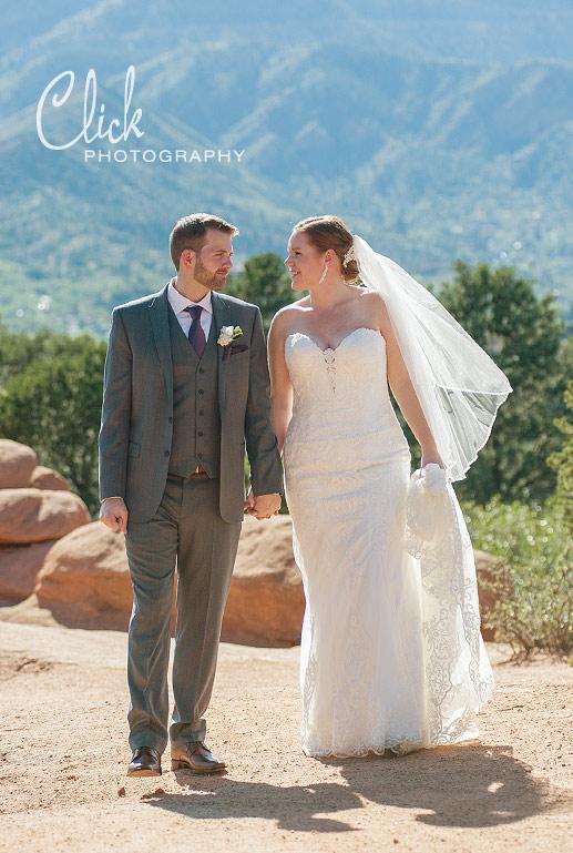 Cliff House wedding Colorado