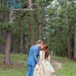 La Foret wedding Colorado Springs Black Forest