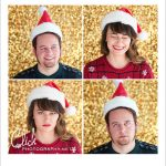 Ugly Christmas sweater portraits