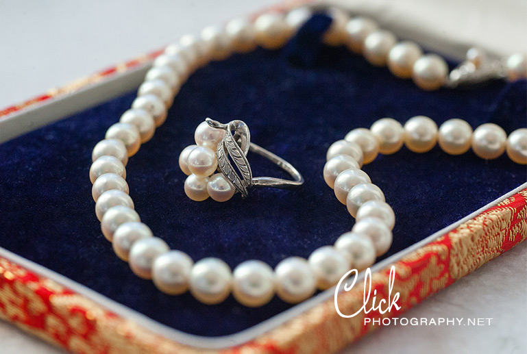 heirloom jewelry for wedding