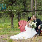backyard wedding in Colorado Springs