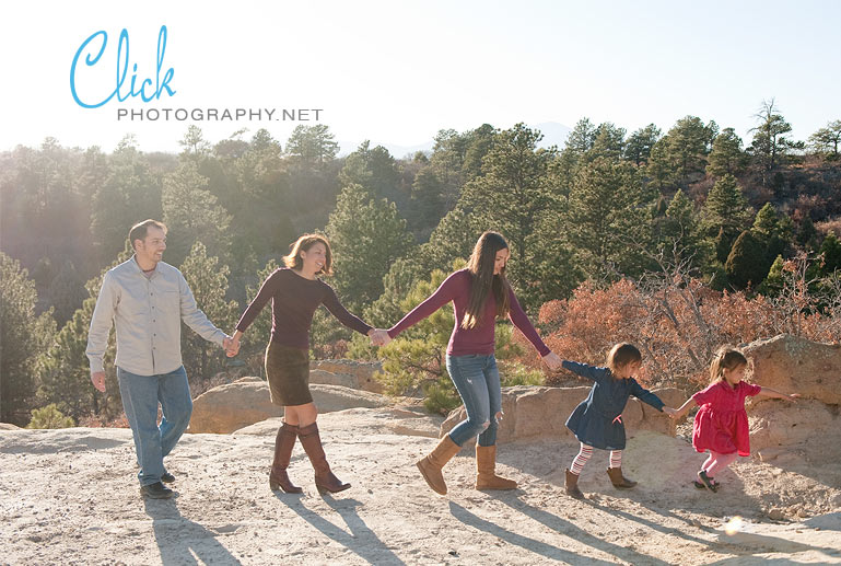 family photographers in Colorado Springs