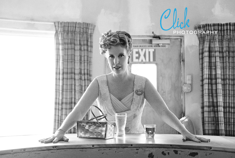 retro photo shoot, Colorado Springs pinups