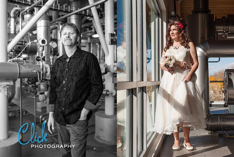 Breckenridge Brewery wedding Littleton