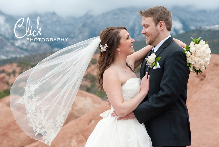 Cliff House at Pikes Peak wedding