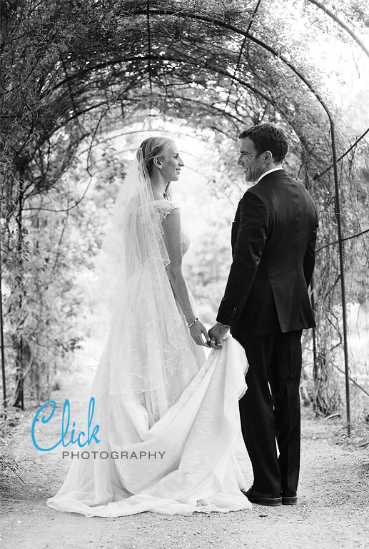 Hillside Gardens wedding