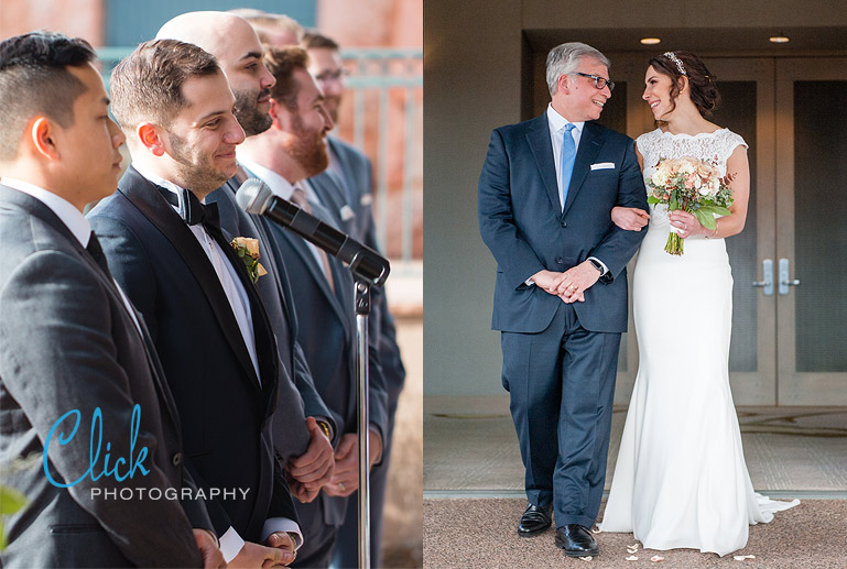 Garden of the Gods Club wedding