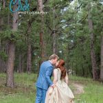 La Foret wedding Colorado Springs Black Forest