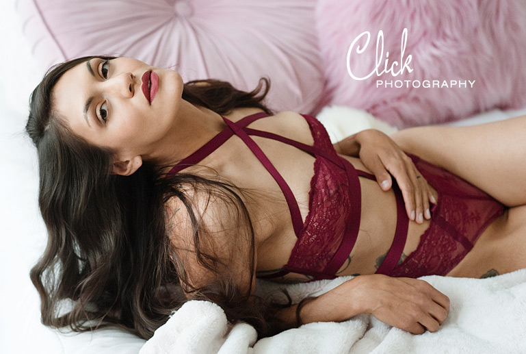 Colorado Springs boudoir photographers