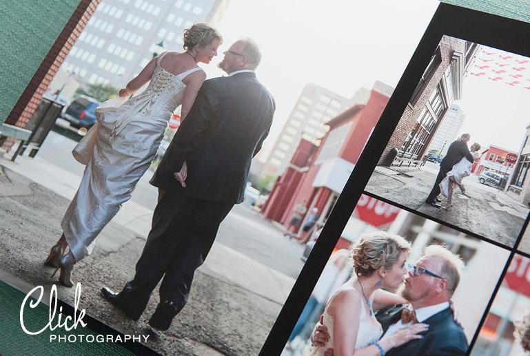 Colorado Springs downtown wedding Lauren and Ben