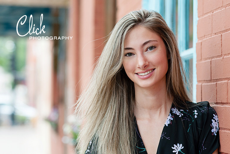 senior portraits in Old Colorado City