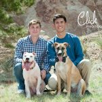 family portraits with dogs Colorado Springs