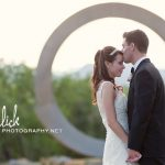 America the Beautiful Park wedding pictures