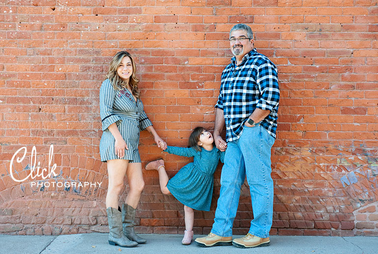 family portraits in Old Colorado City
